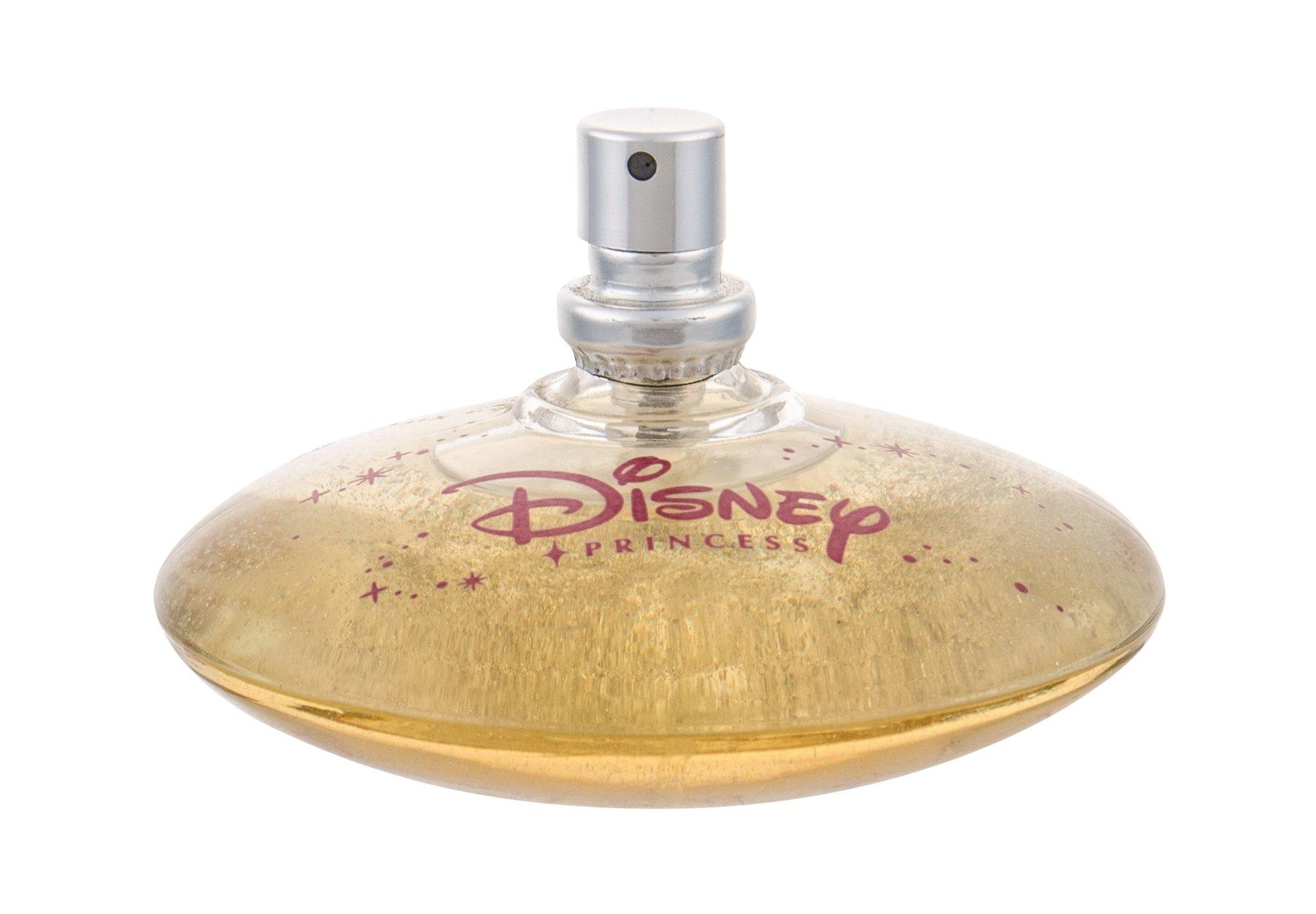 Disney Princess Princess Paillettes Eau de Toilette 60ml
