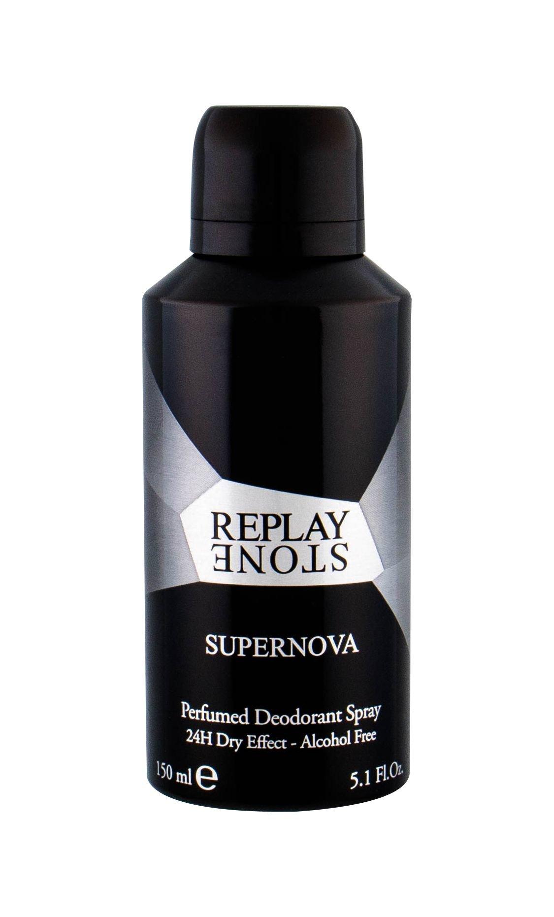 Replay Stone Supernova for Him Deodorant 150ml