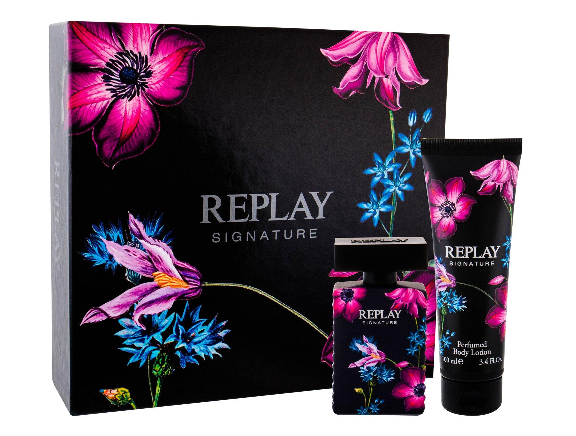 Replay Signature Eau de Parfum 50ml
