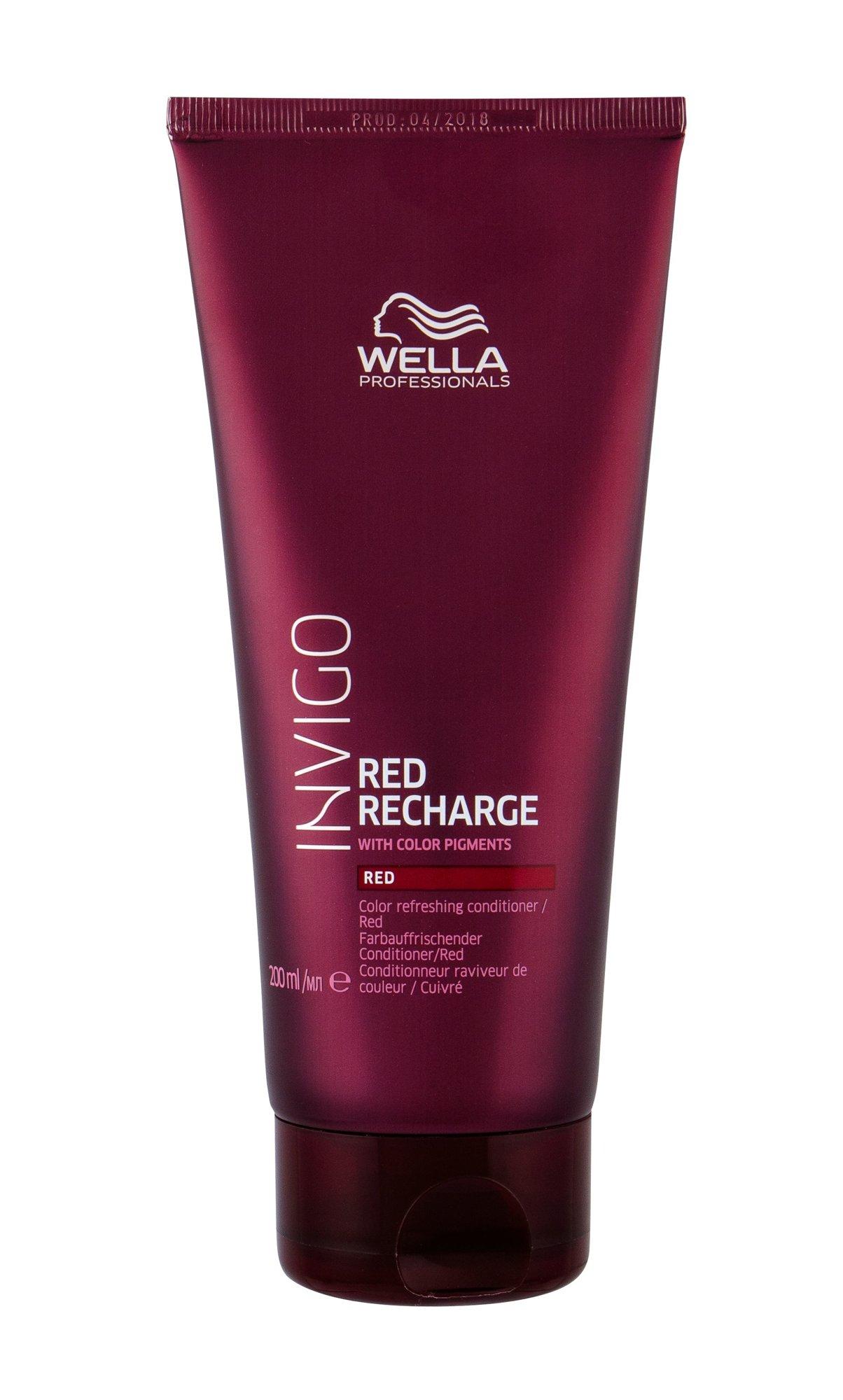 Wella Invigo Conditioner 200ml Red