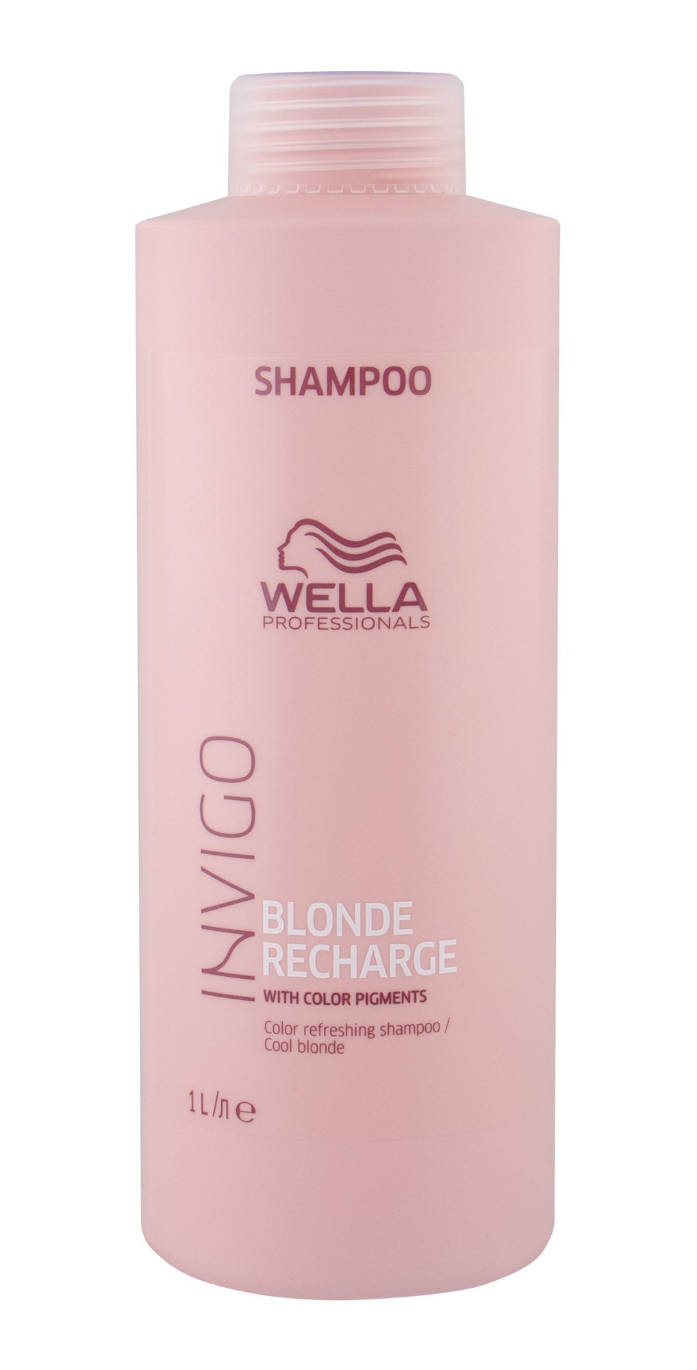 Wella Invigo Shampoo 1000ml Cool Blonde