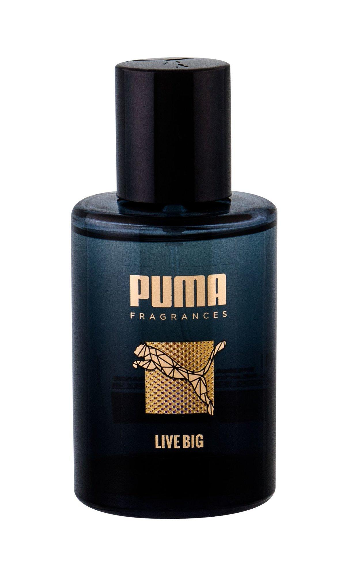 Puma Live Big Eau de Toilette 50ml