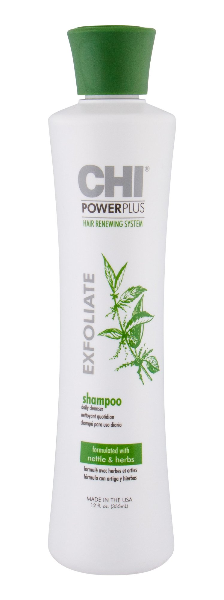 Farouk Systems CHI Power Plus Shampoo 355ml