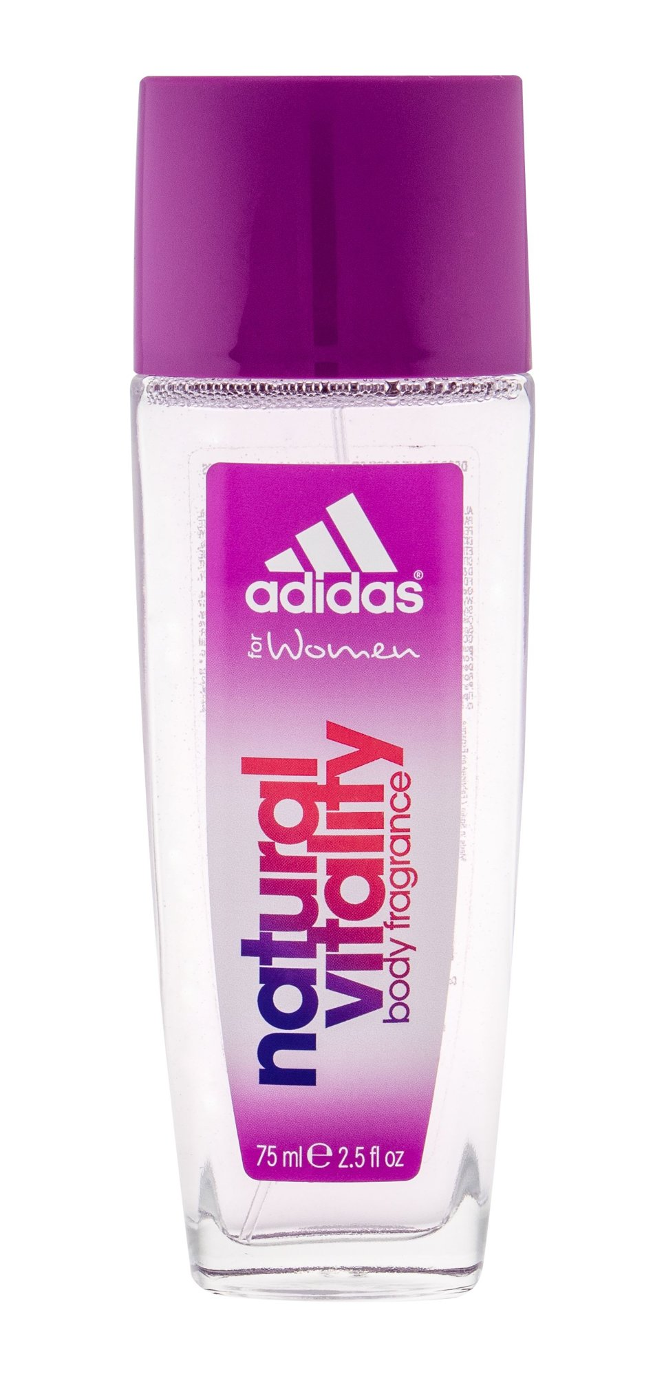 Adidas Natural Vitality For Women Deodorant 75ml