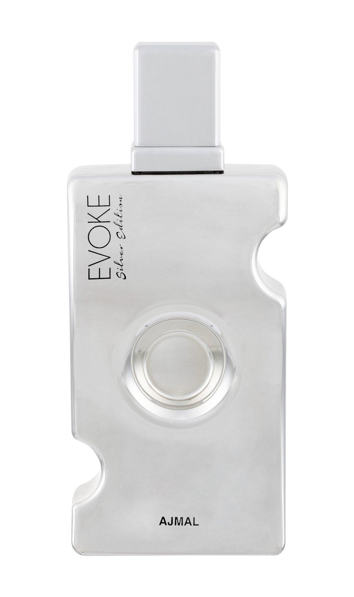 Ajmal Evoke Silver Edition Eau de Parfum 75ml