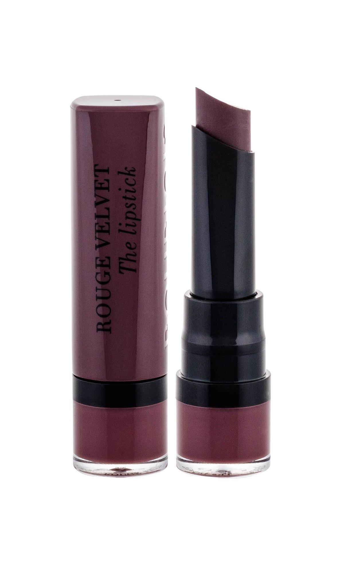 BOURJOIS Paris Rouge Velvet Lipstick 2,4ml 26 French Opéra