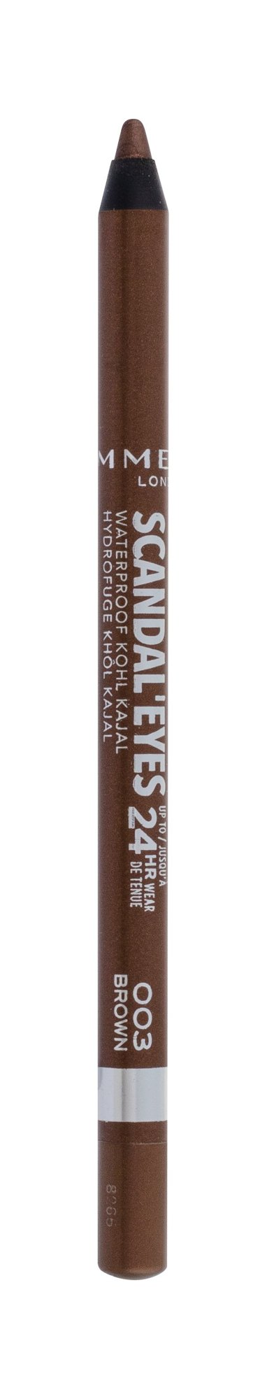 Rimmel London Scandal Eyes Eye Pencil 1,3ml 003 Brown