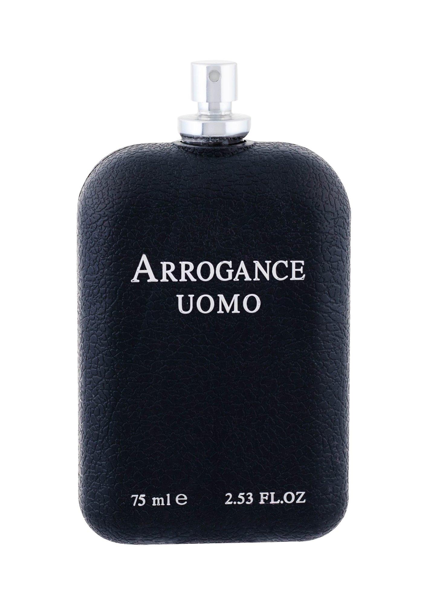 Arrogance Arrogance Uomo Eau de Toilette 75ml