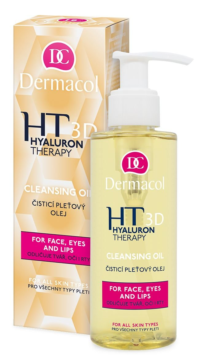 Dermacol 3D Hyaluron Therapy Cleansing Oil 150ml