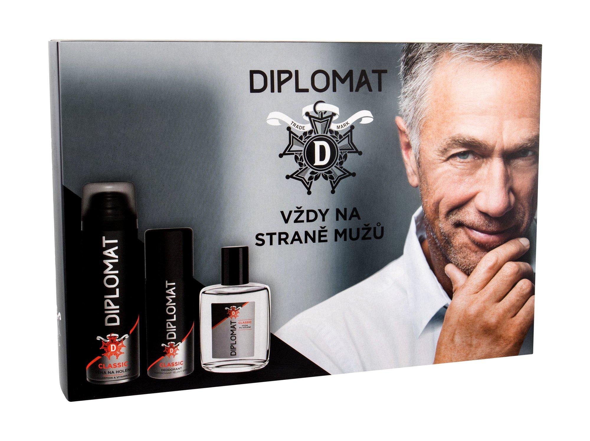 Diplomat Diplomat Aftershave Water 100ml