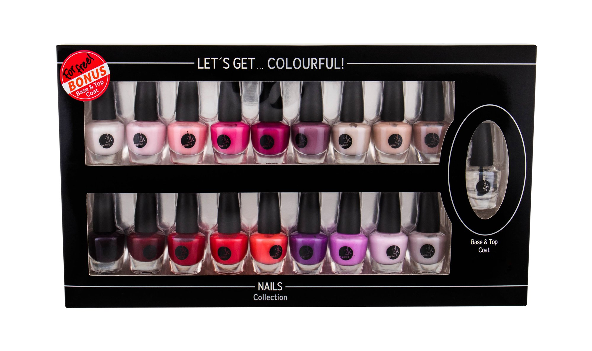 2K Let´s Get Nail Polish 3,5ml