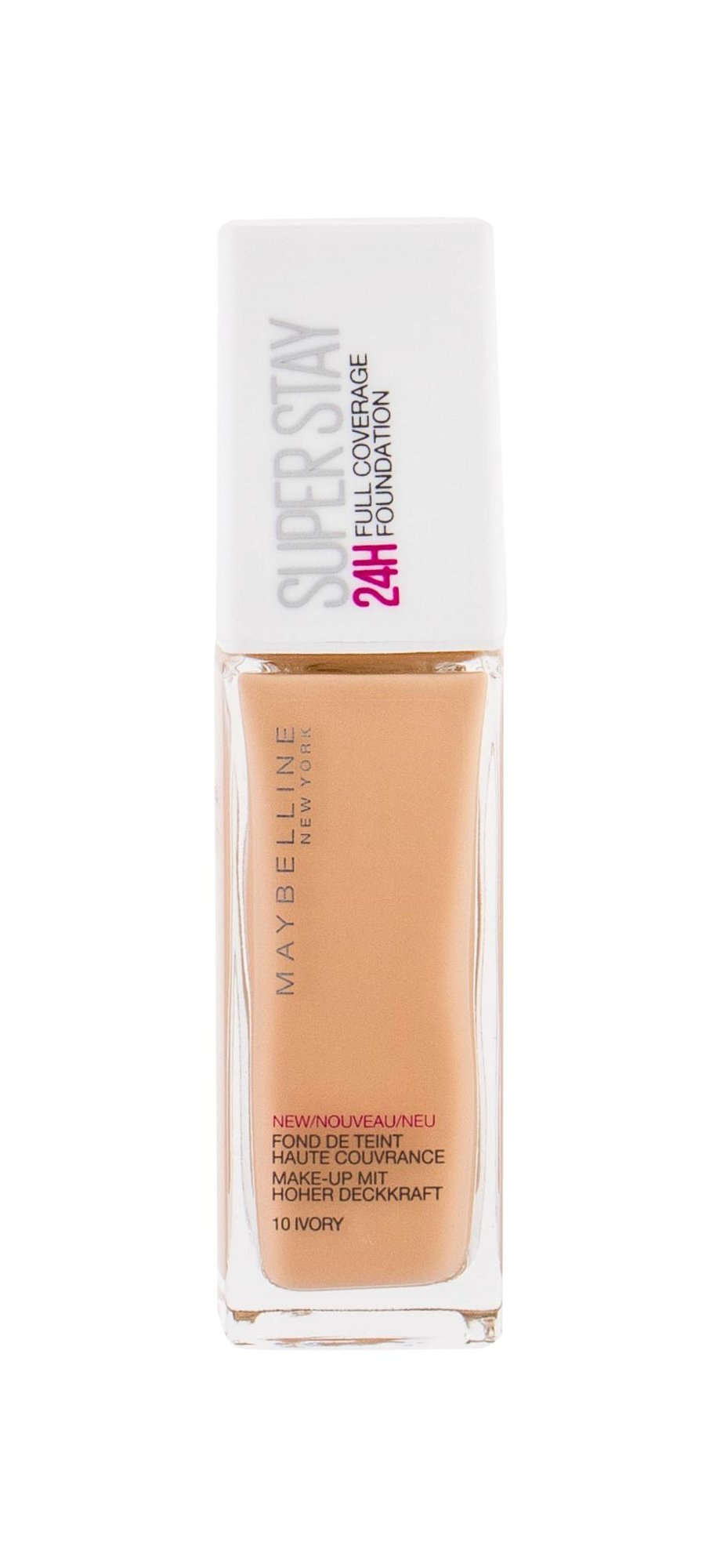 Maybelline Superstay Makeup 30ml 10 Ivory