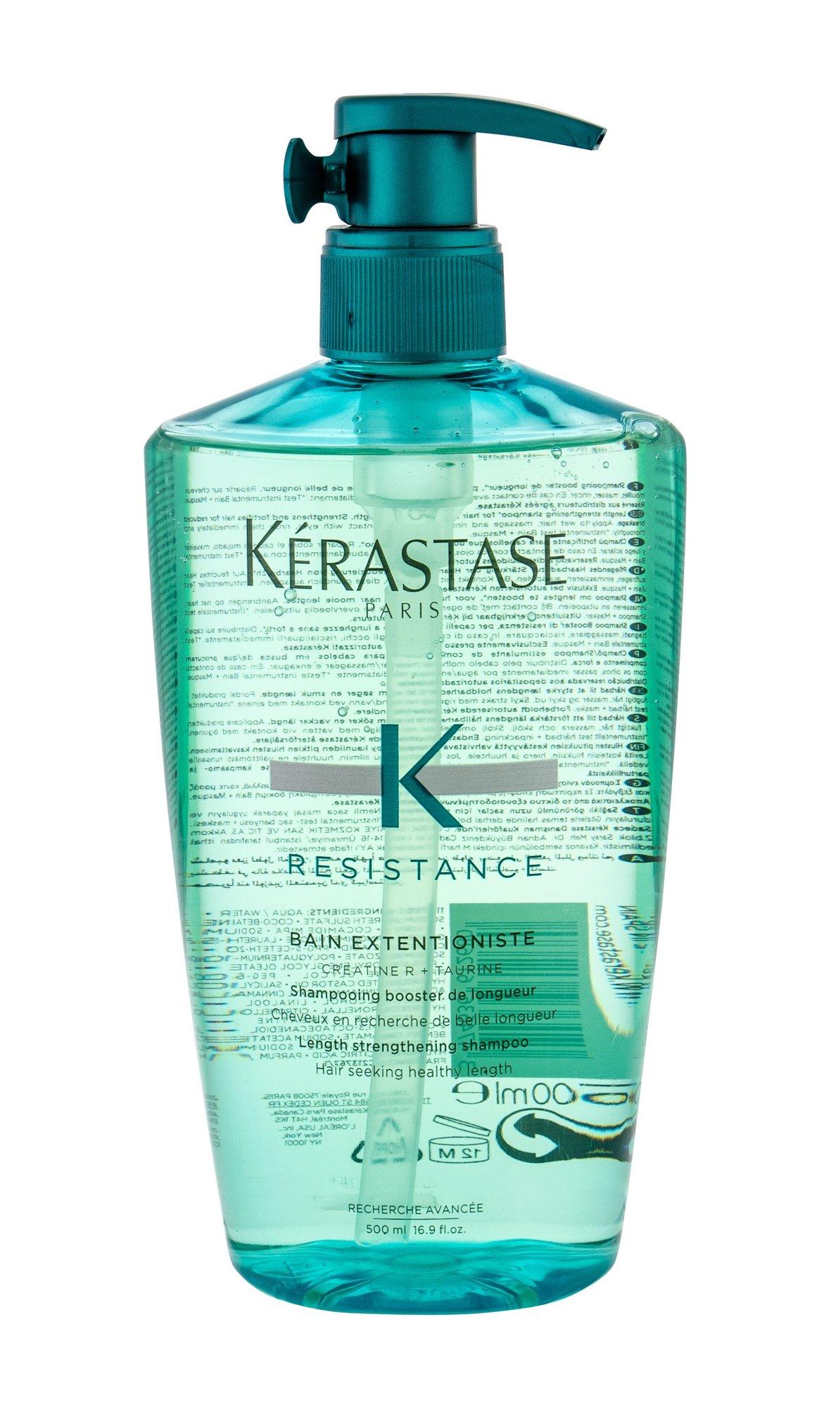 Kérastase Résistance Shampoo 500ml