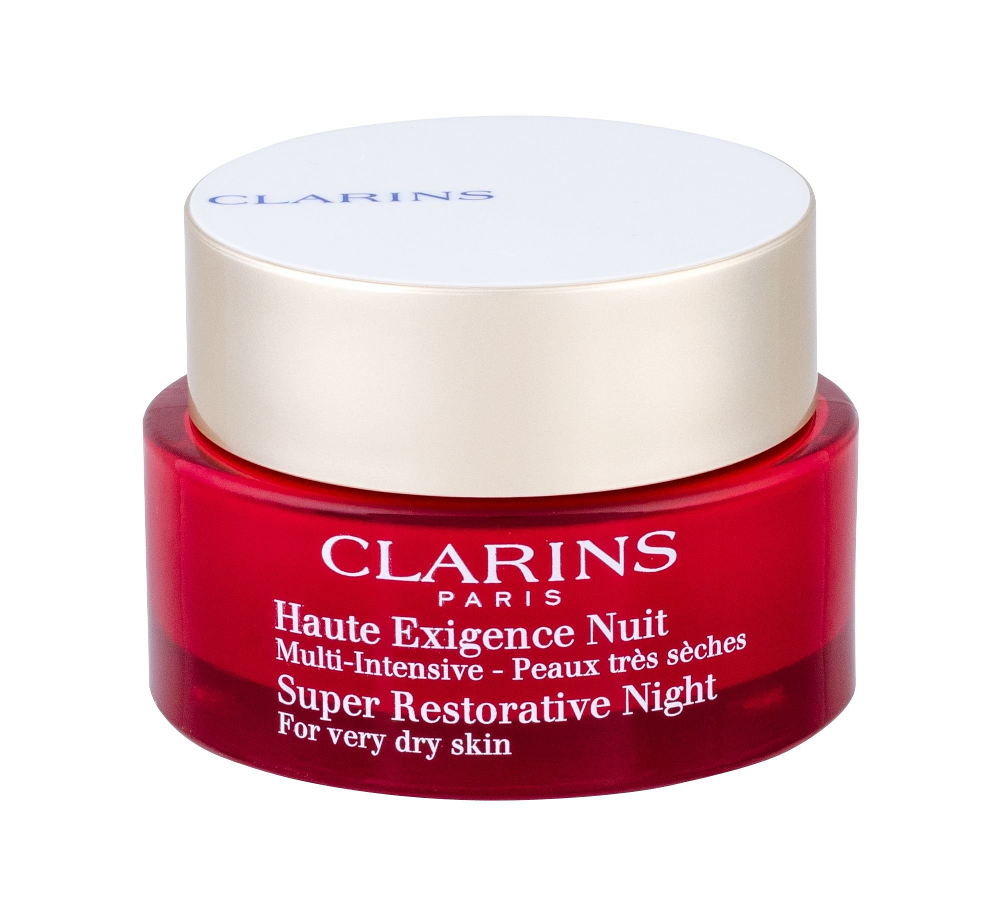 Clarins Super Restorative Night Skin Cream 50ml