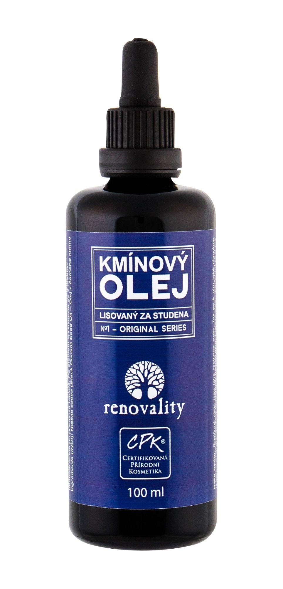 Renovality Original Series Body Oil 100ml  Caraway Oil