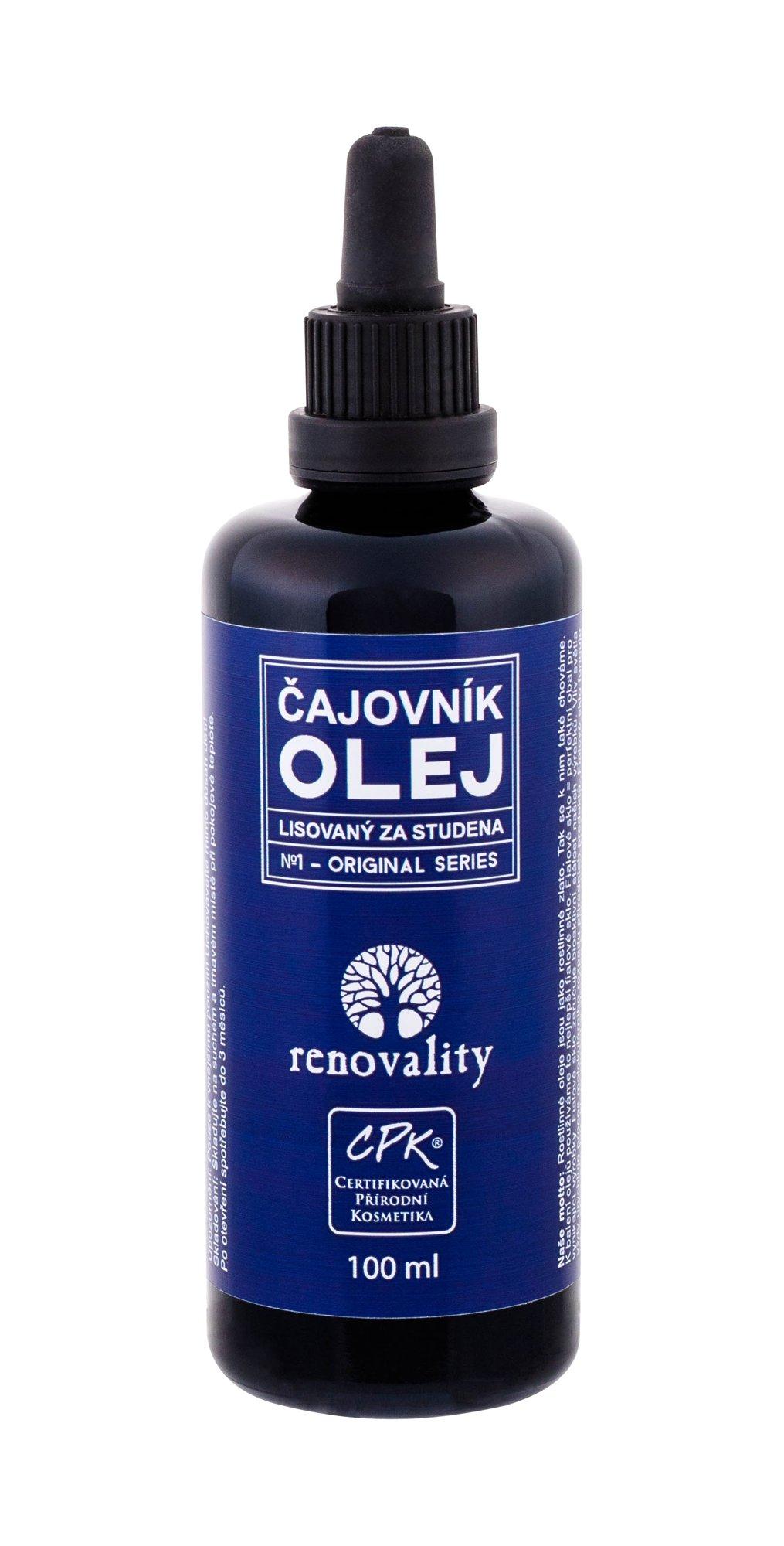 Renovality Original Series Body Oil 100ml  Camelia Oil