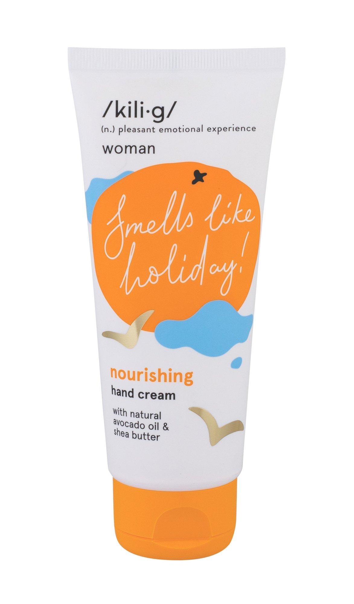 kili·g woman nourishing Hand Cream 75ml