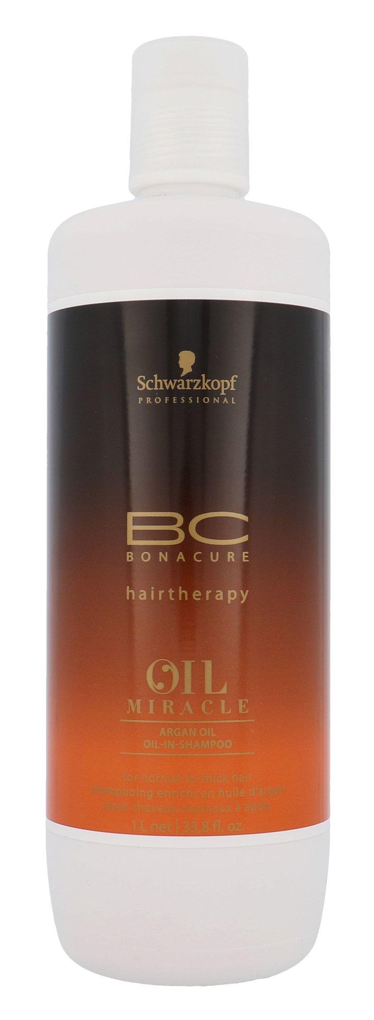 Schwarzkopf BC Bonacure Oil Miracle Shampoo 1000ml
