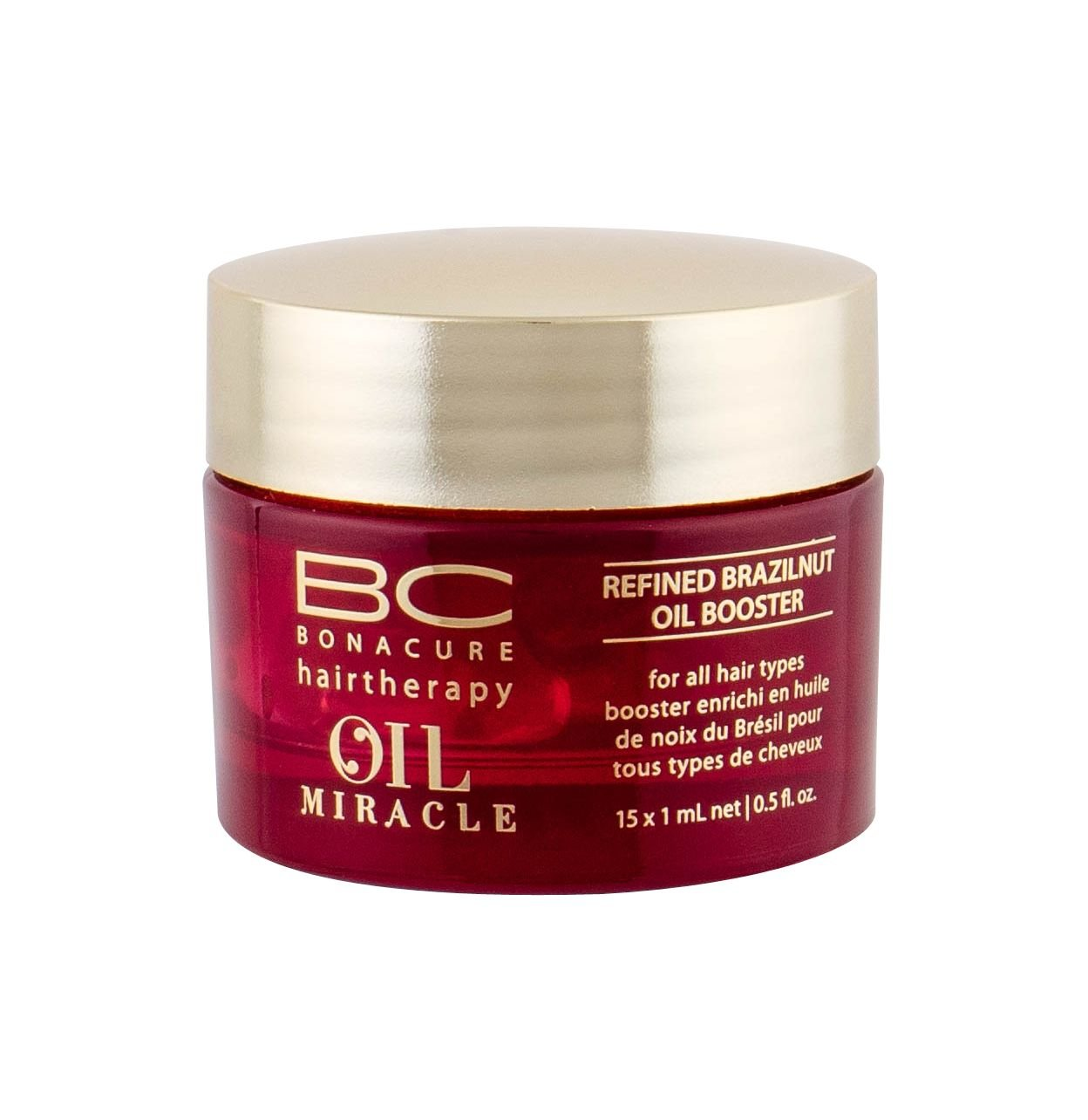 Schwarzkopf BC Bonacure Oil Miracle Hair Oils and Serum 15x1ml
