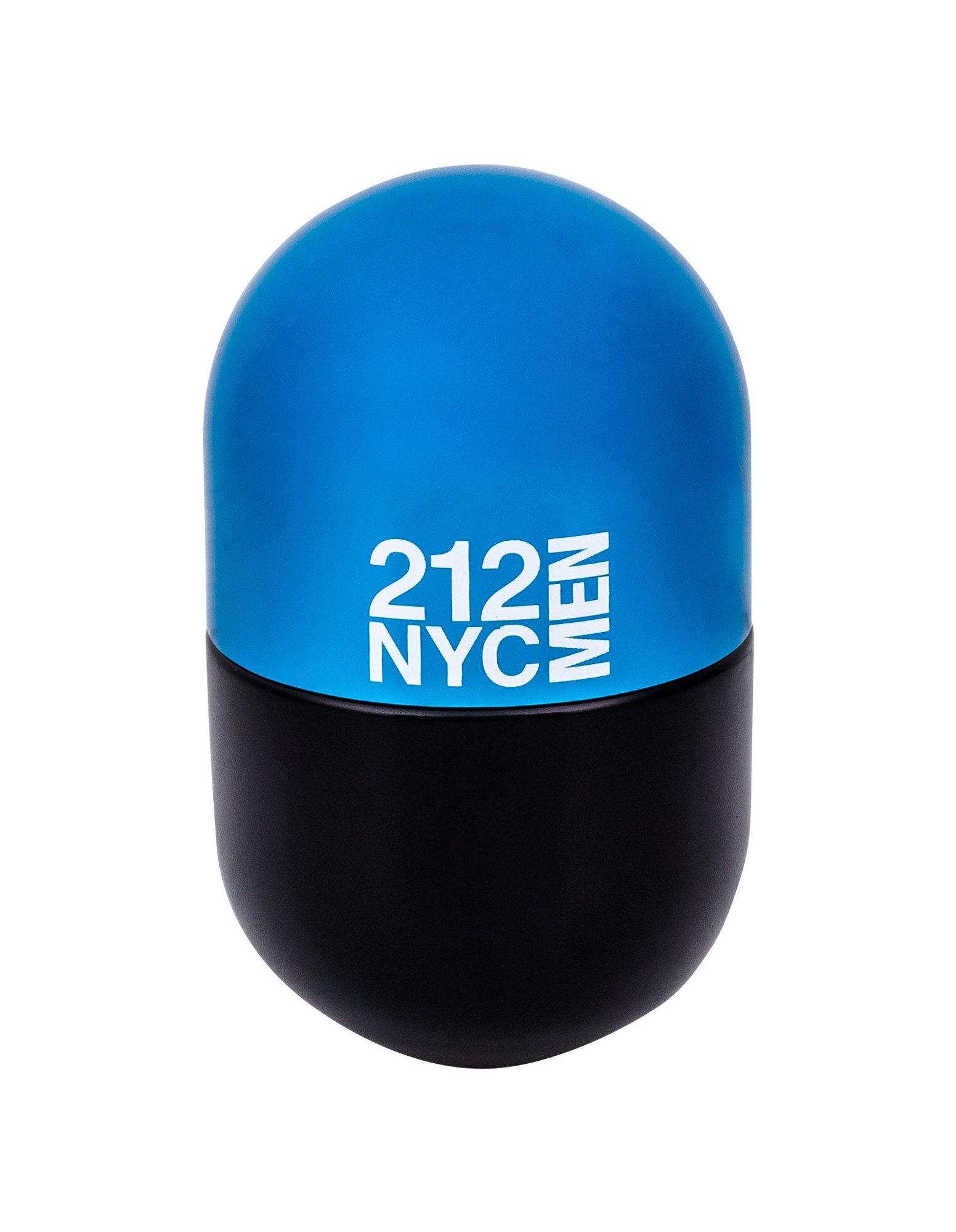 Carolina Herrera 212 NYC Men Eau de Toilette 20ml  Pills