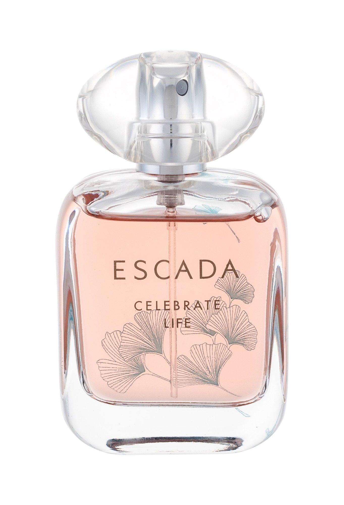 ESCADA Celebrate Life Eau de Parfum 50ml