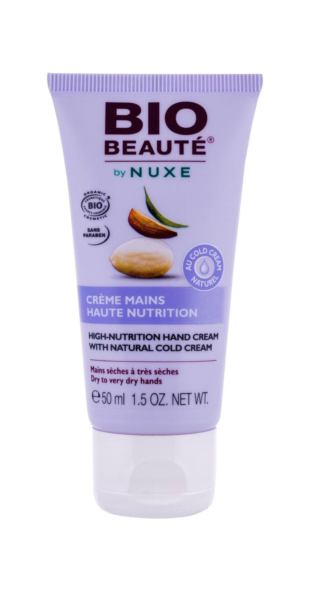 NUXE BIO BEAUTÉ Hand Cream 50ml  High-Nutrition Hand Cream
