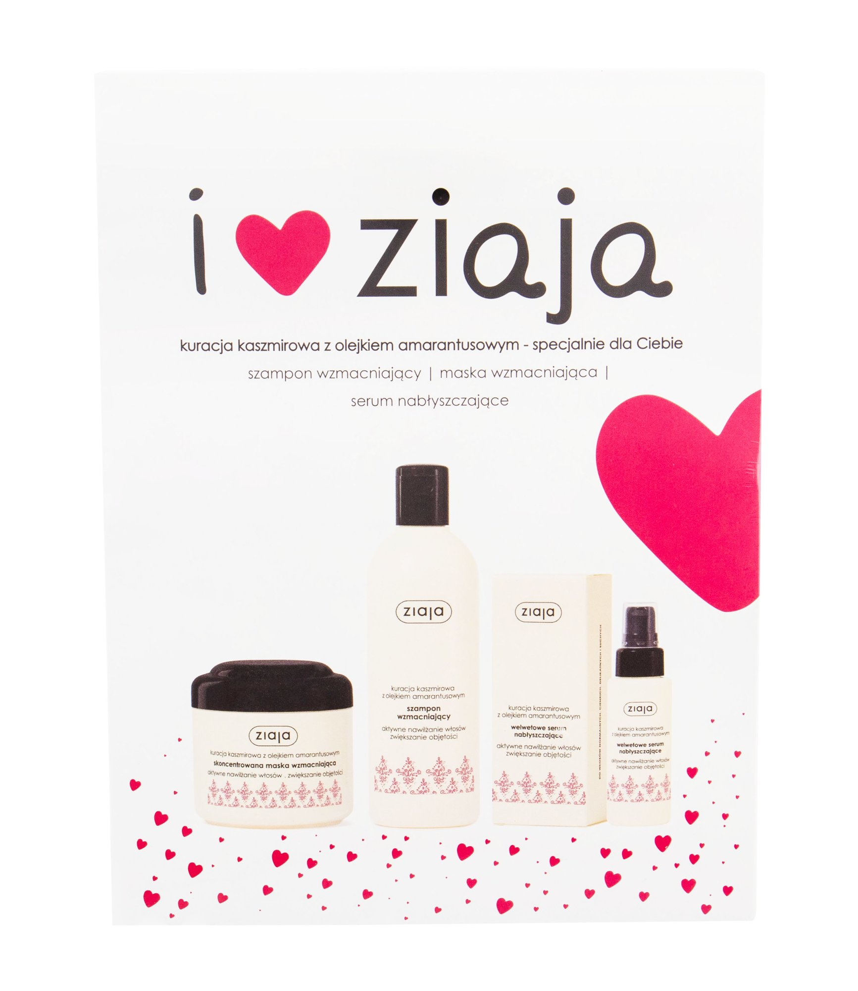 Ziaja Cashmere Shampoo 300ml