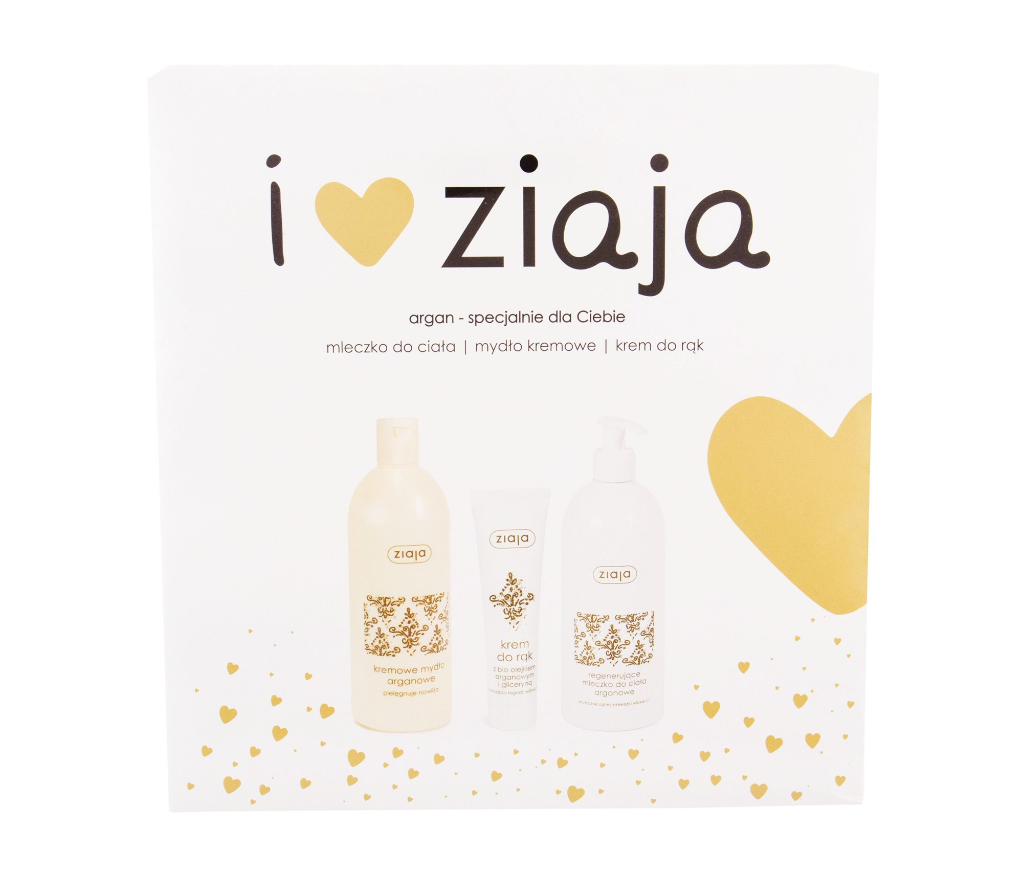 Ziaja Argan Oil Shower Cream 500ml