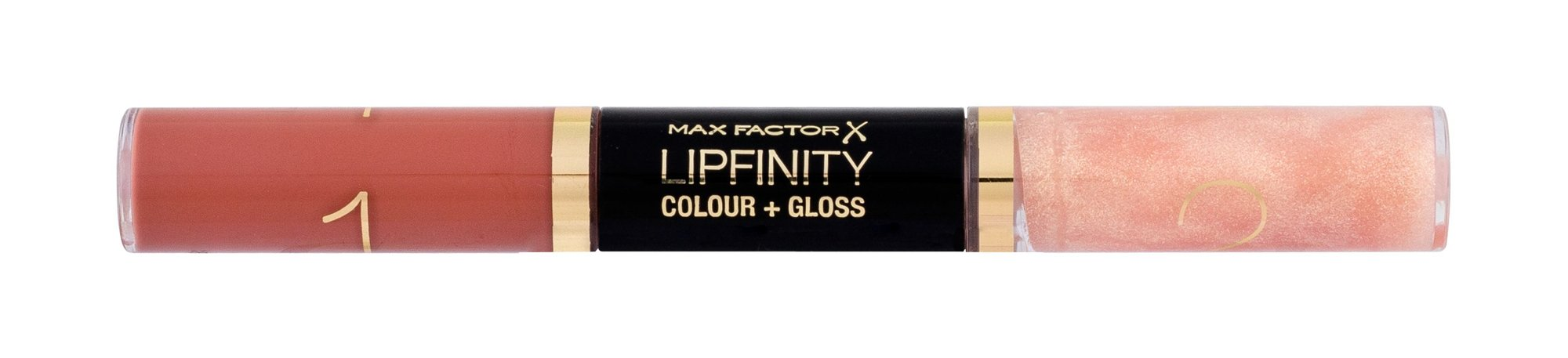 Max Factor Lipfinity Lipstick 2x3ml 620 Eternal Nude