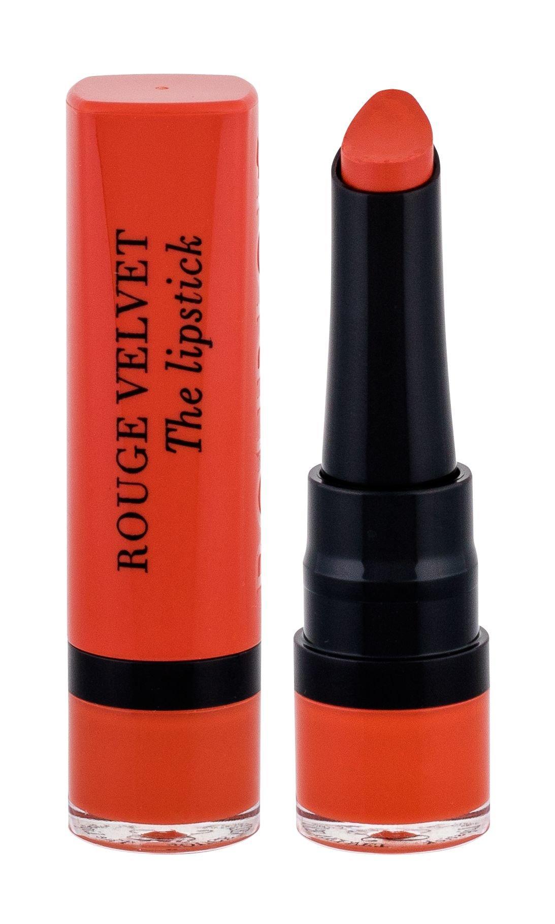 BOURJOIS Paris Rouge Velvet Lipstick 2,4ml 06 Abrico´dabra!