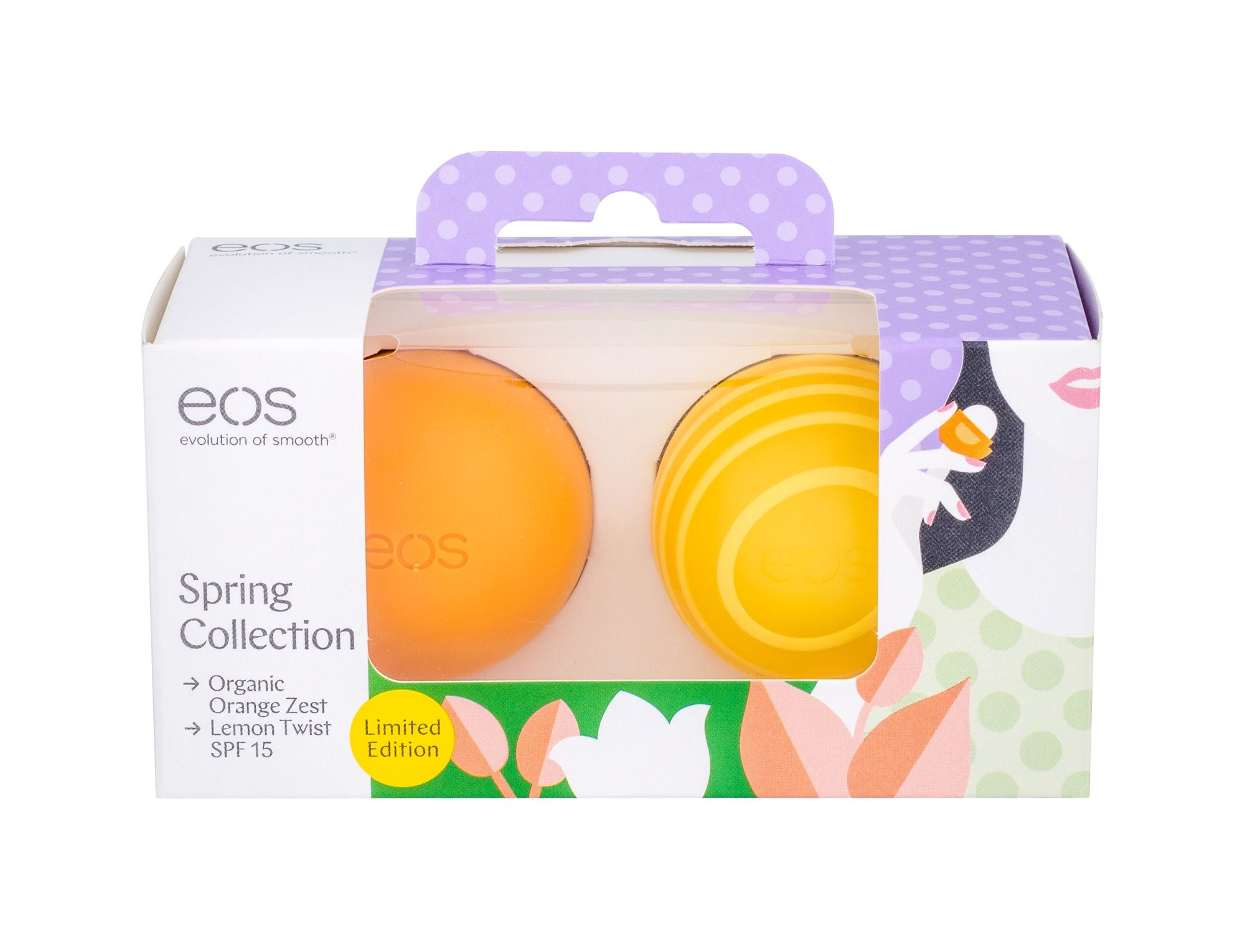 EOS Active Lip Balm 7ml Lemon Twist