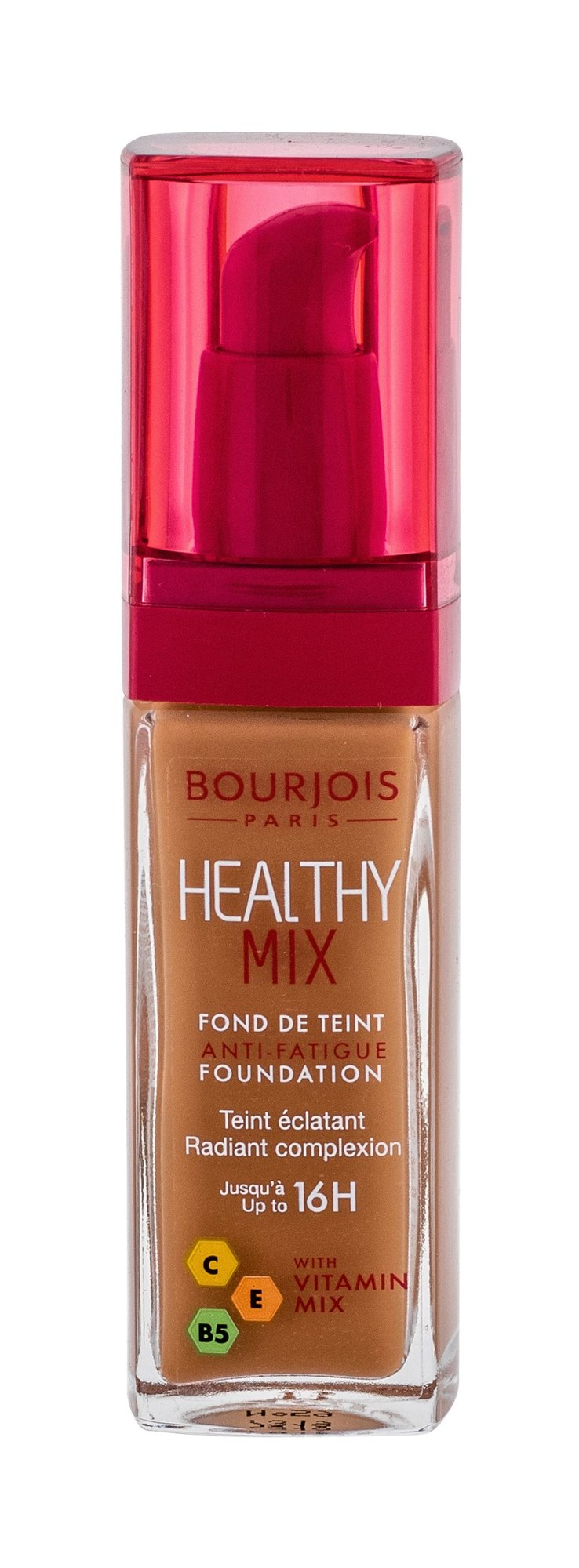 BOURJOIS Paris Healthy Mix Makeup 30ml 59 Amber