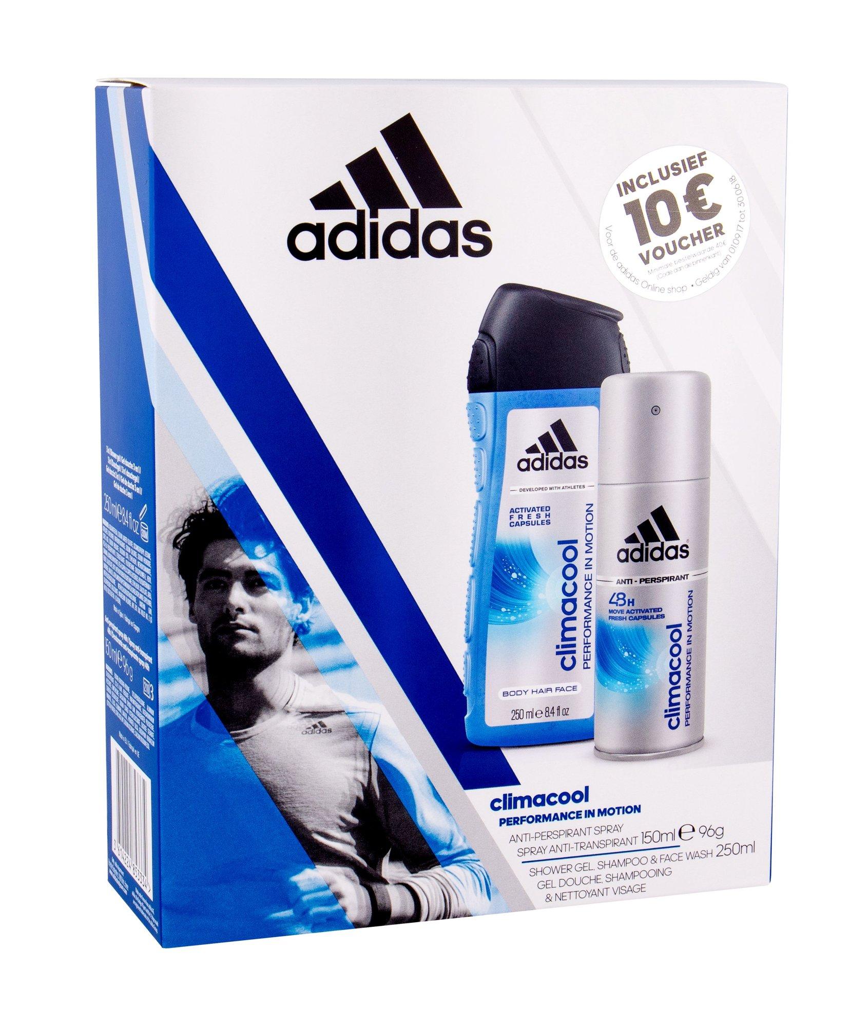Adidas Climacool Antiperspirant 150ml