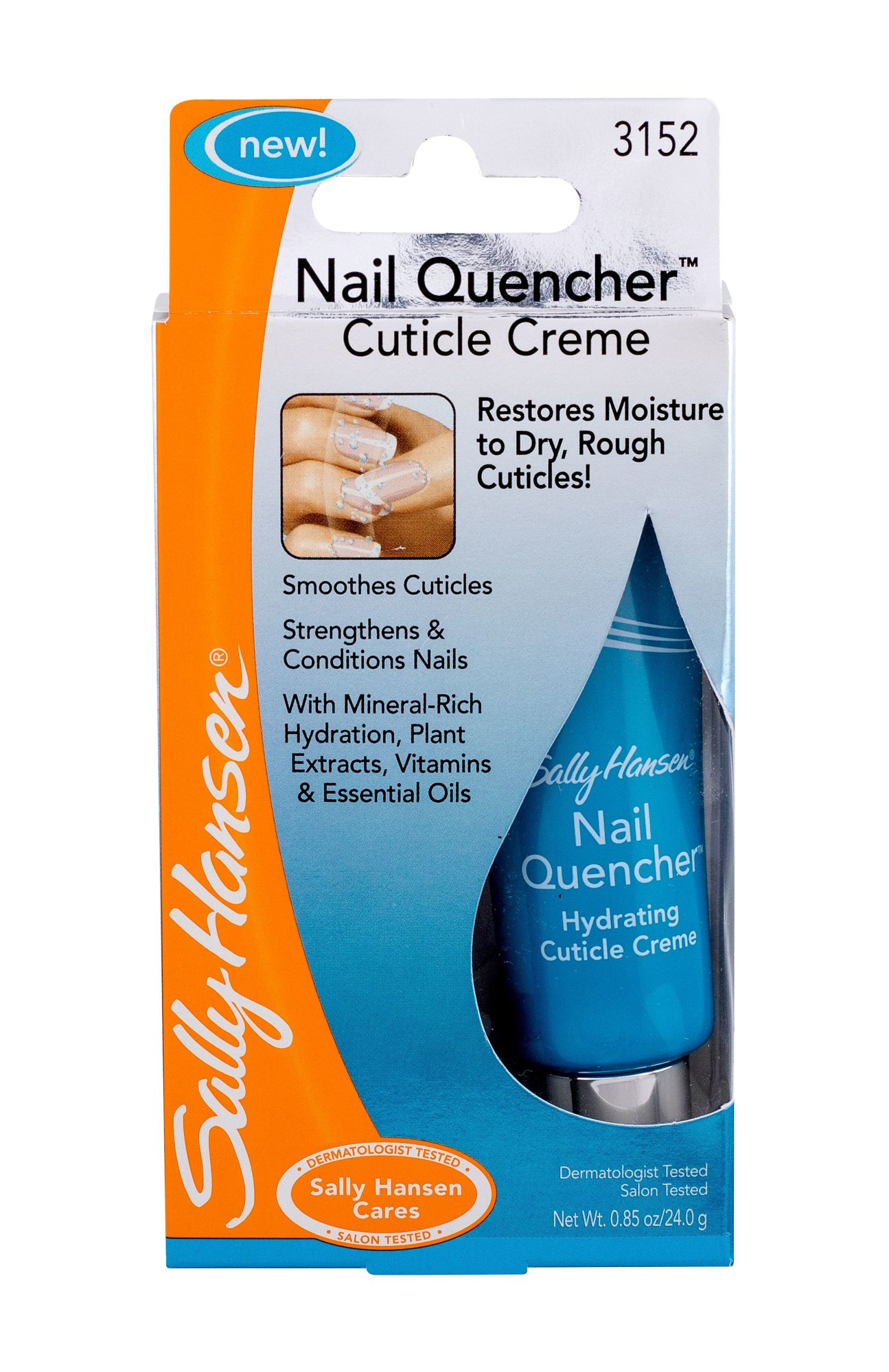 Sally Hansen Nail Quencher Nail Care 24ml