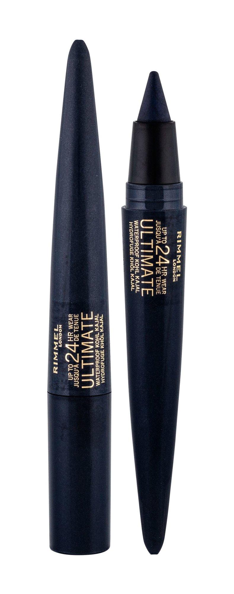 Rimmel London Ultimate Eye Pencil 1,6ml 004 Carbon Sapphire