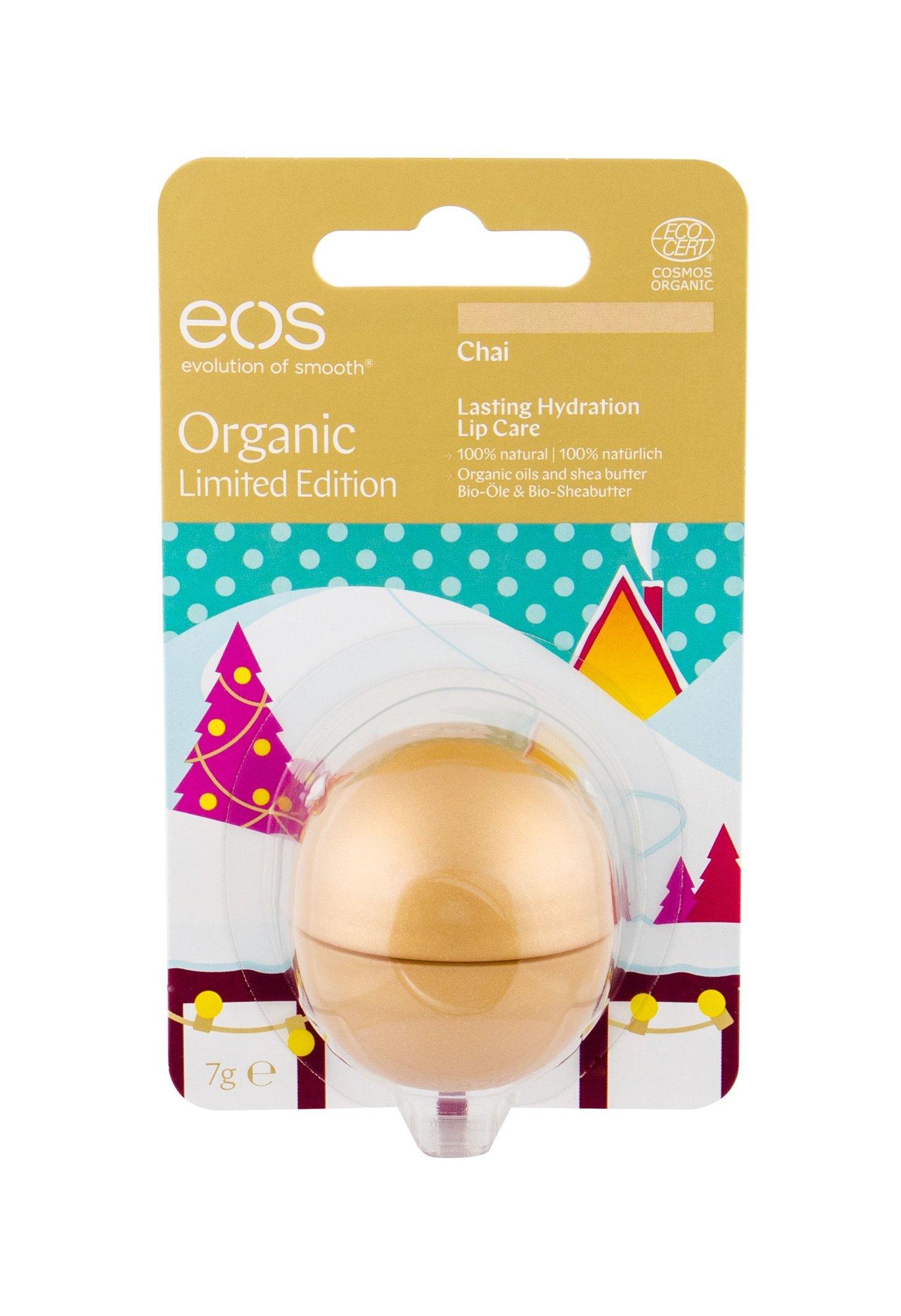 EOS Organic Lip Balm 7ml Chai