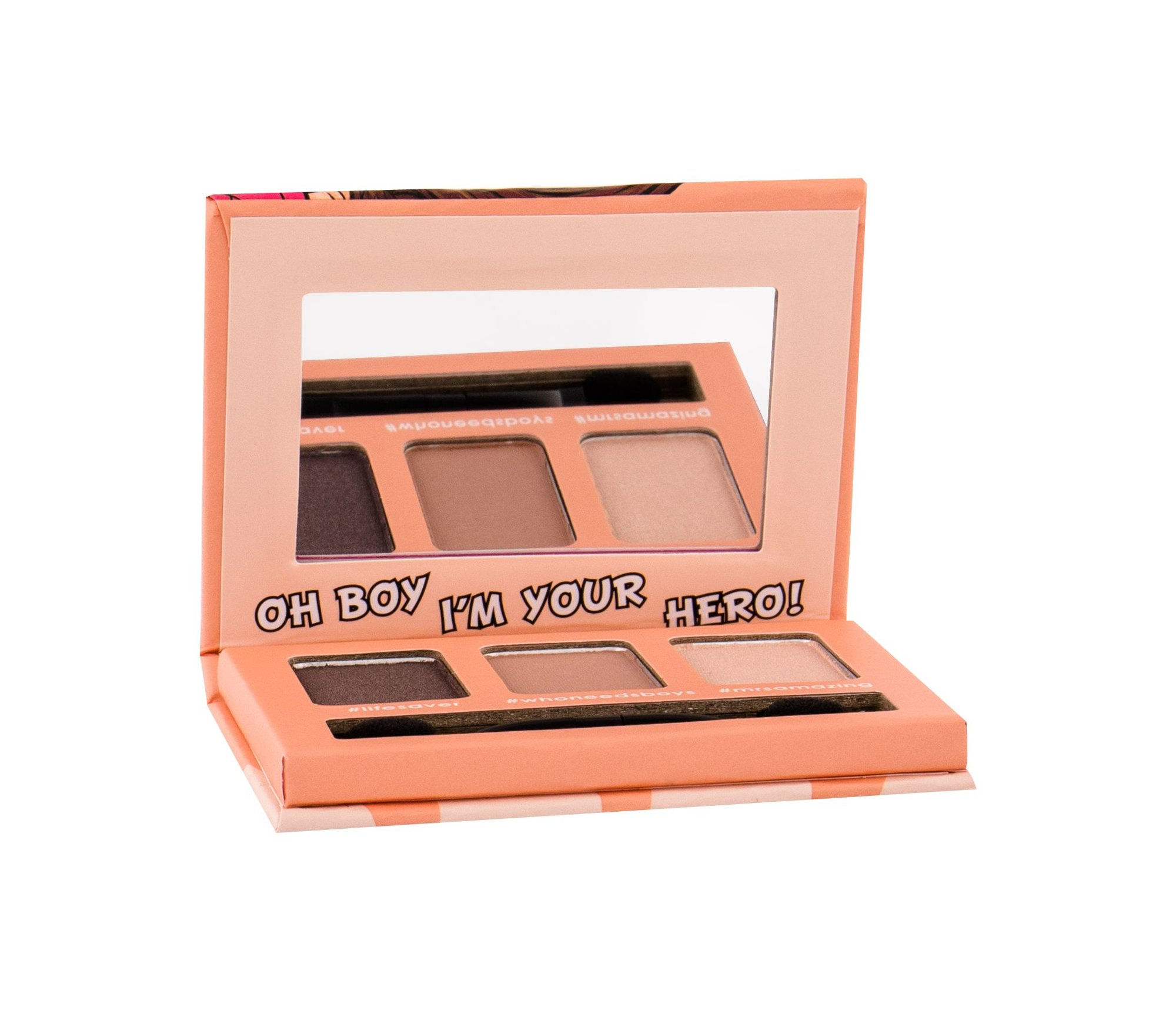 Misslyn Eye-Mazing Eye Shadow 2,1ml 20 Oh Boy I´m Your Hero!