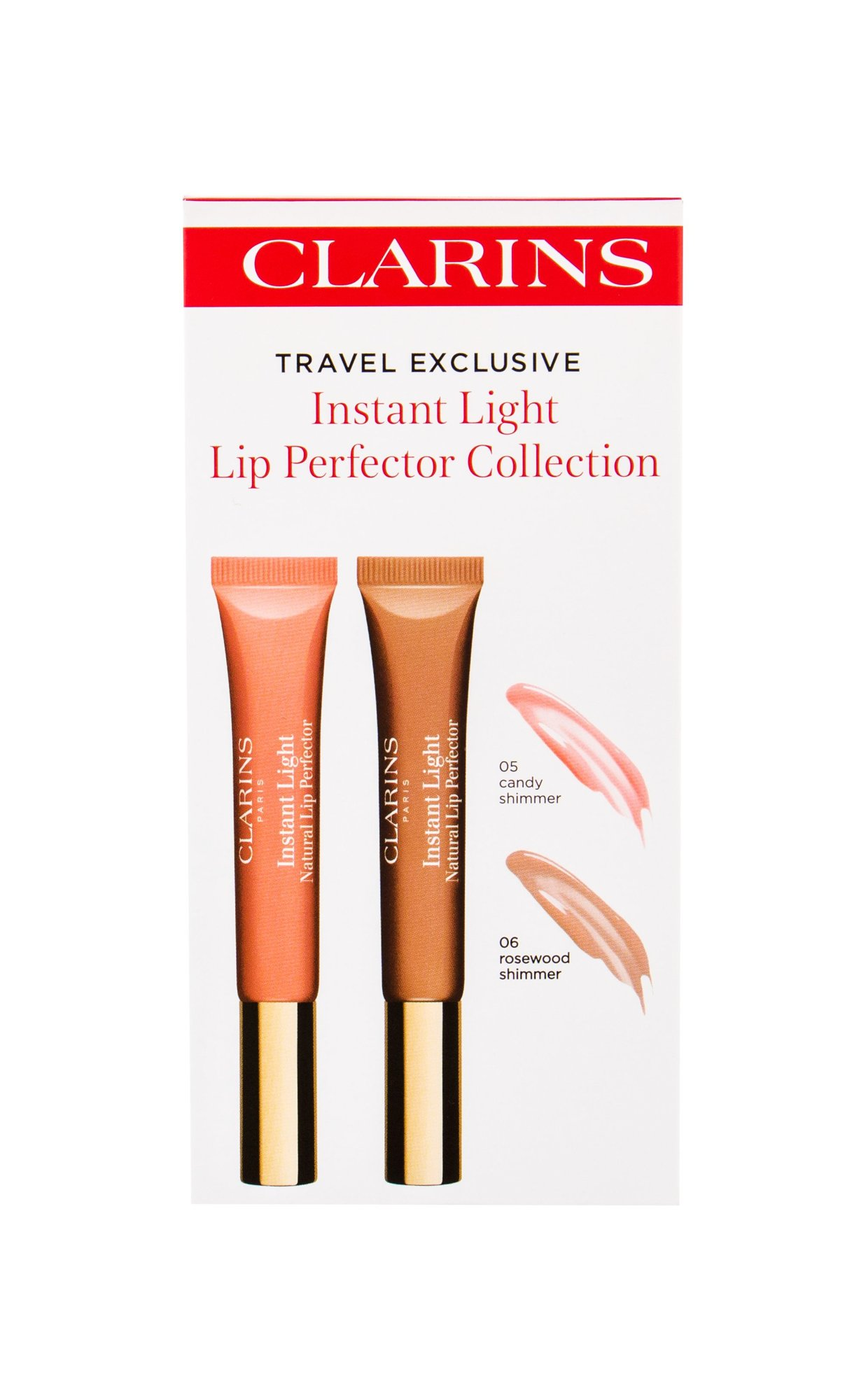 Clarins Instant Light Lip Gloss 12ml 05 Candy Shimmer
