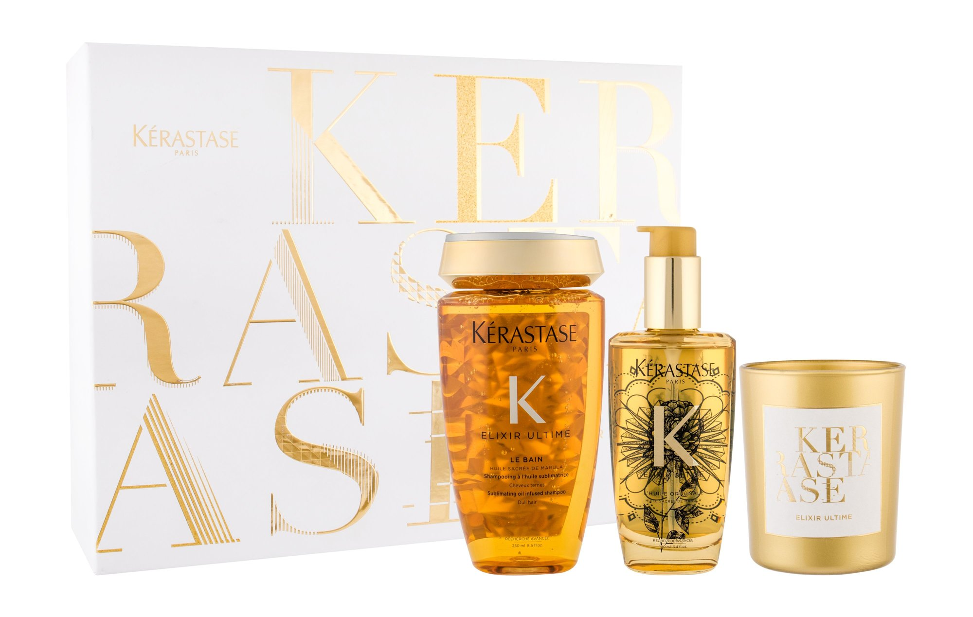Kérastase Elixir Ultime Hair Oils and Serum 100ml
