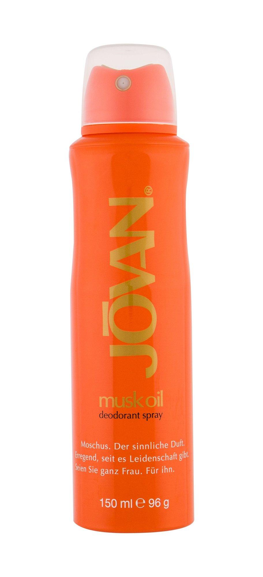Jovan Musk Oil Deodorant 150ml