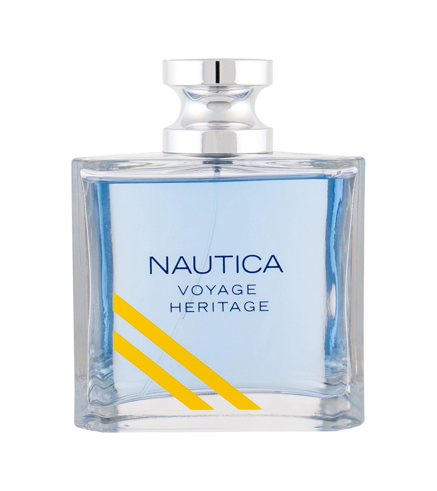 Nautica Voyage Heritage Eau de Toilette 100ml