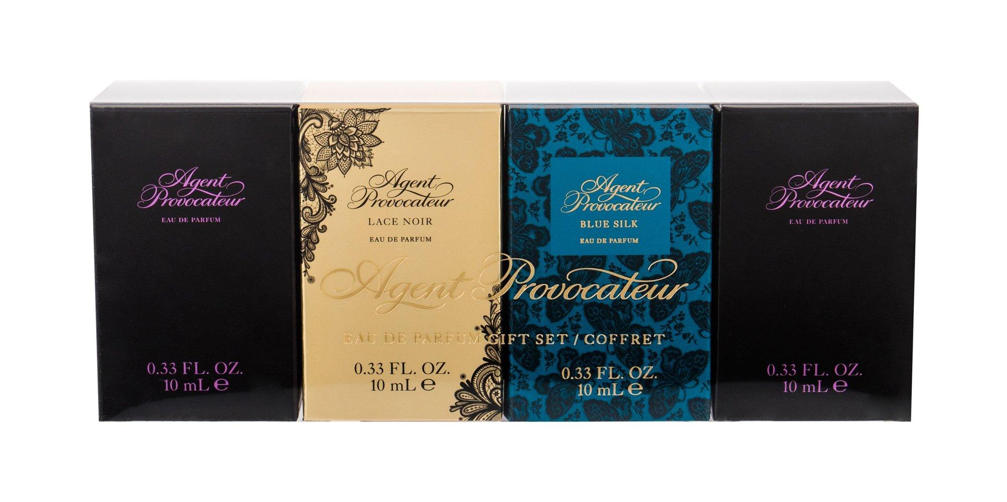 Agent Provocateur Gift Set Eau de Parfum 4x10ml