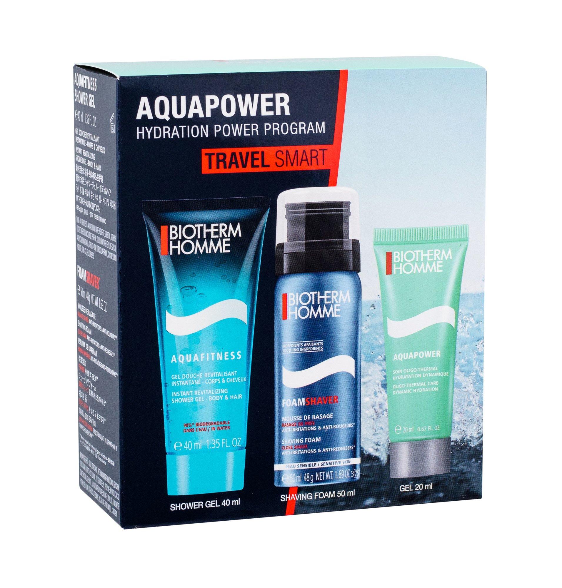 Biotherm Homme Aquafitness Shower Gel 40ml