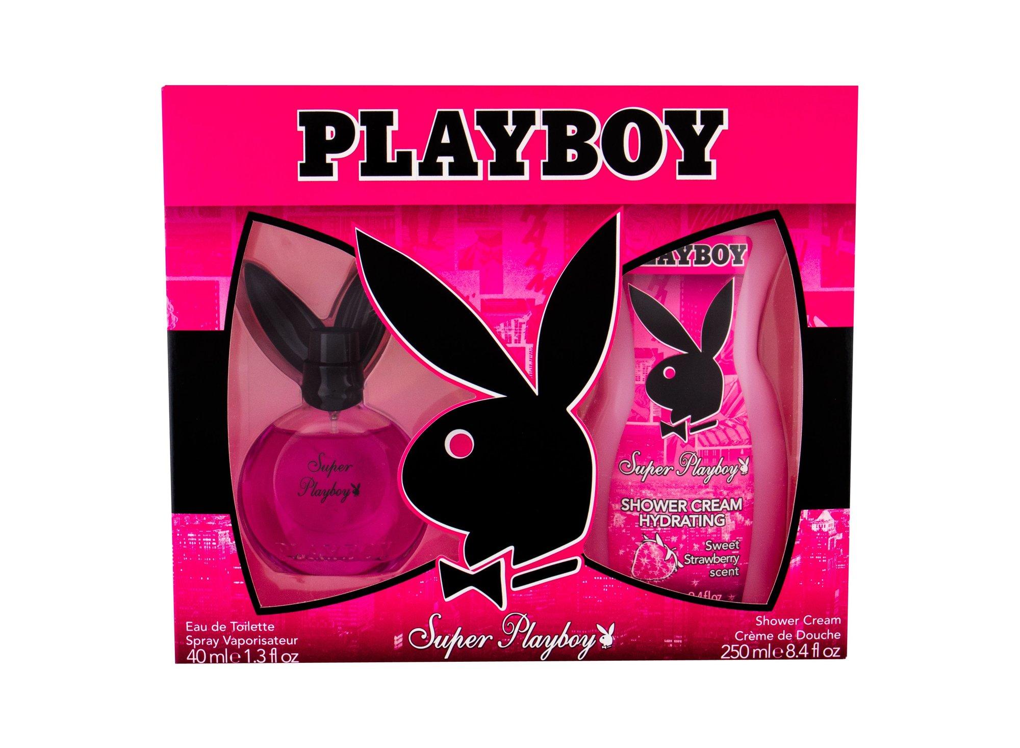 Playboy Super Playboy For Her Eau de Toilette 40ml