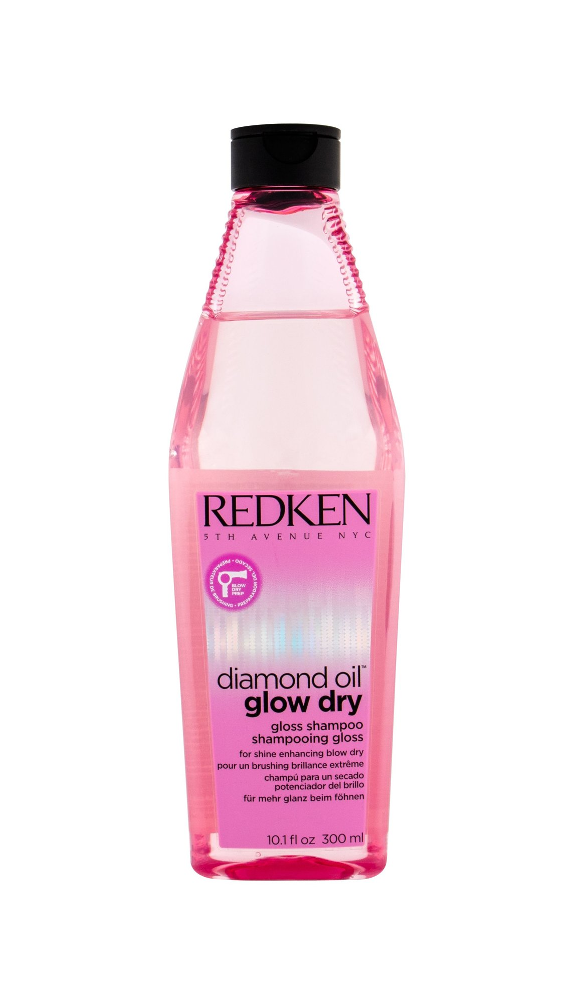 Šampūnas Redken Diamond Oil