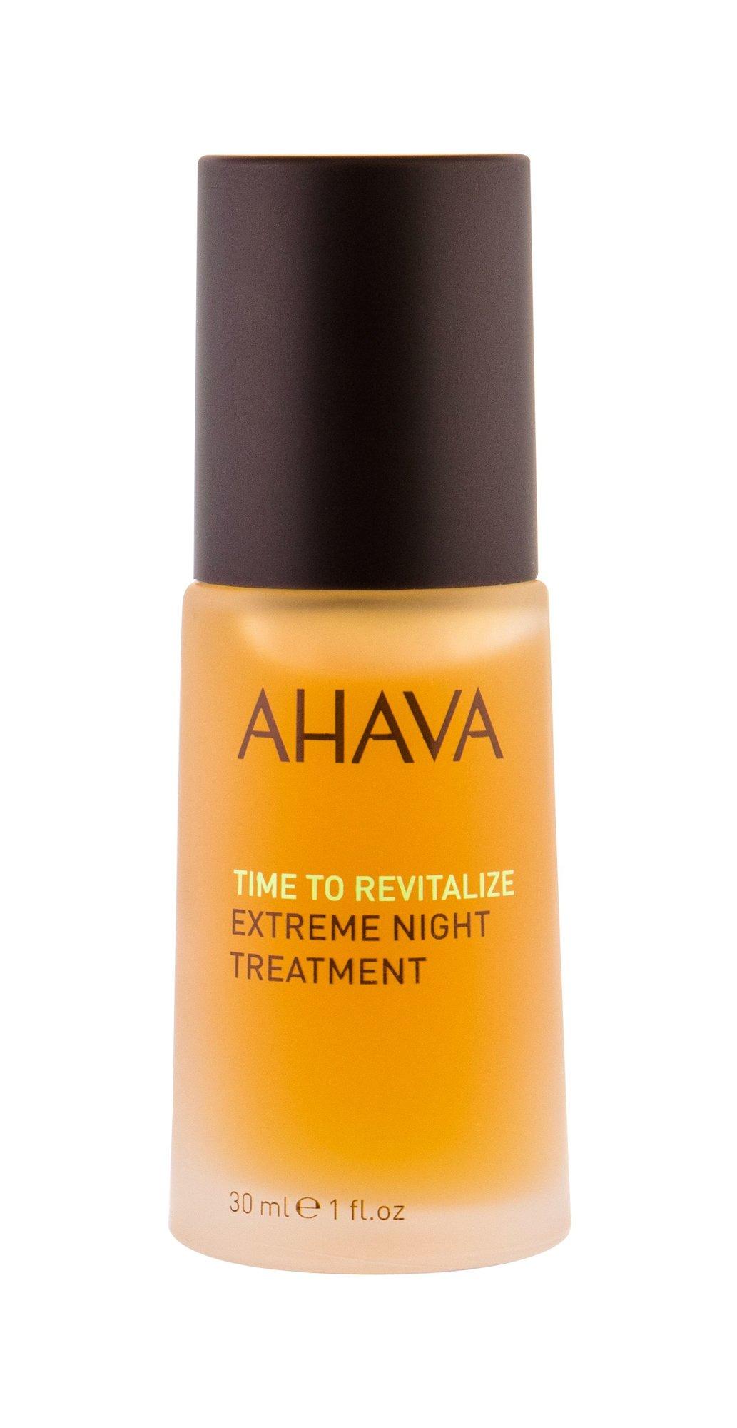AHAVA Extreme Skin Serum 30ml  Time To Revitalize