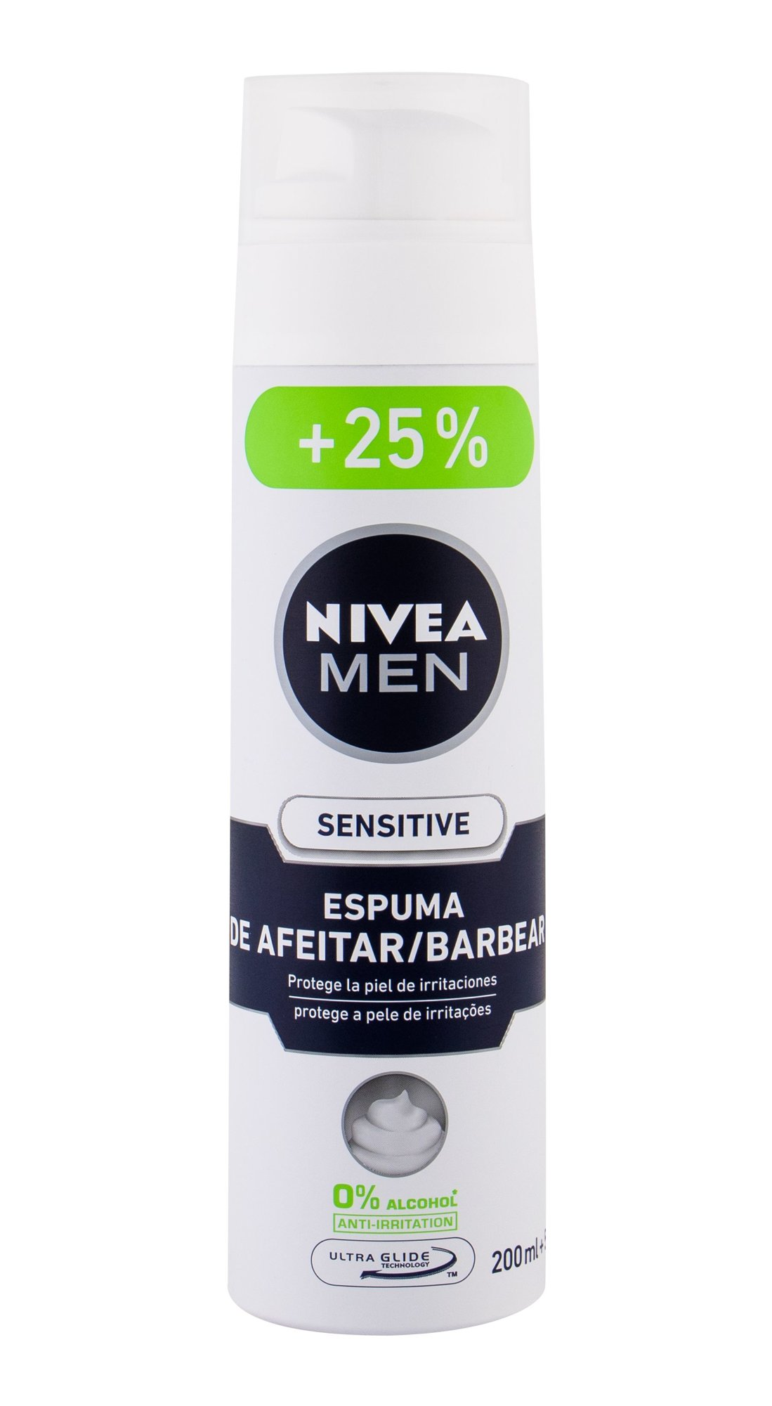 Nivea Men Sensitive Shaving Foam 250ml