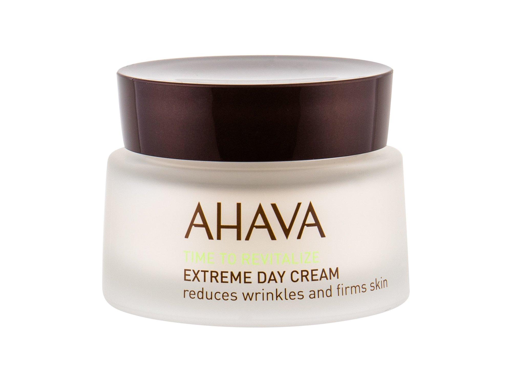 AHAVA Extreme Day Cream 50ml  Time To Revitalize