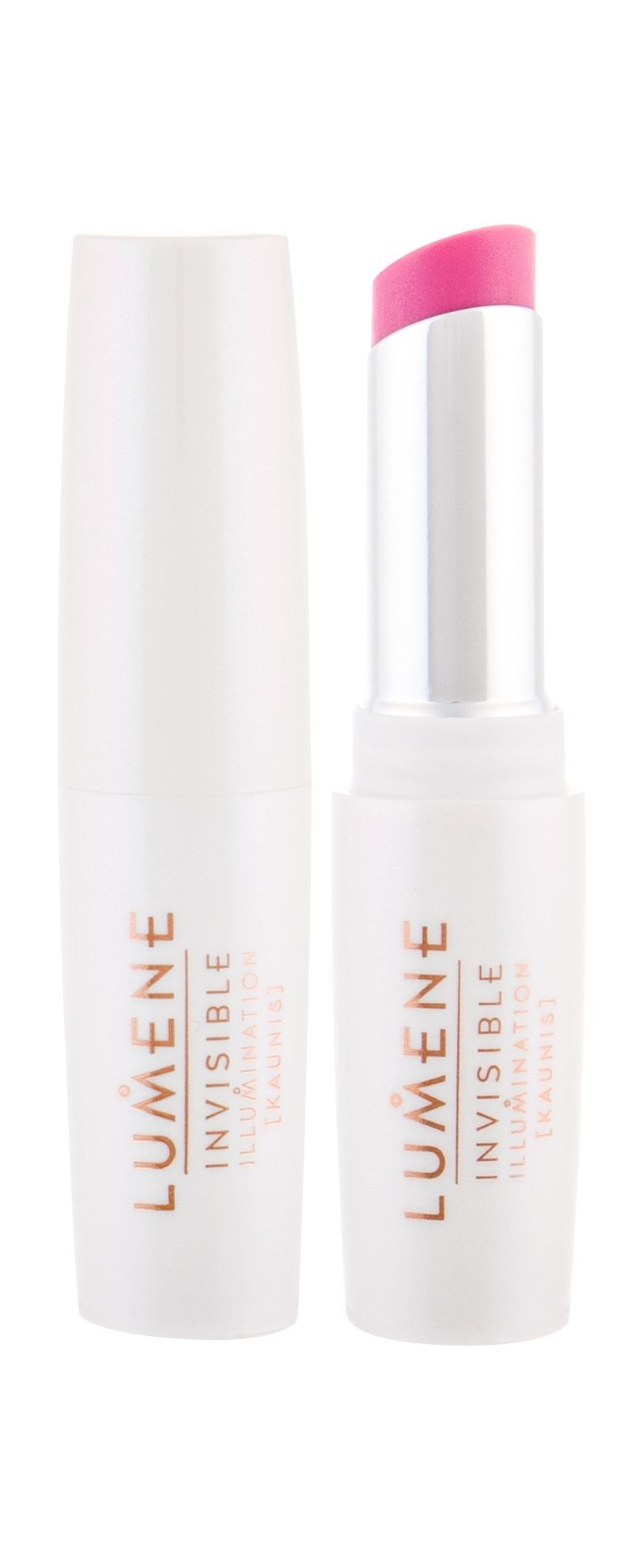 Lumene Invisible Illumination Lip Balm 2ml Heather