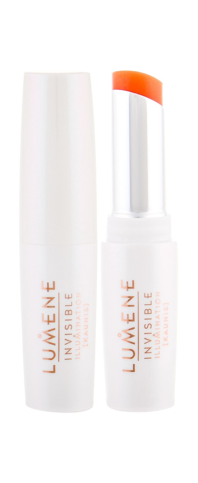 Lumene Invisible Illumination Lip Balm 2ml Coral